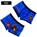 High Quality Cotton Men's Boxer Shorts Cartoon Underwear Men Underpants Cuecas Calzoncillos Mens underwear Panties Male Knickers
