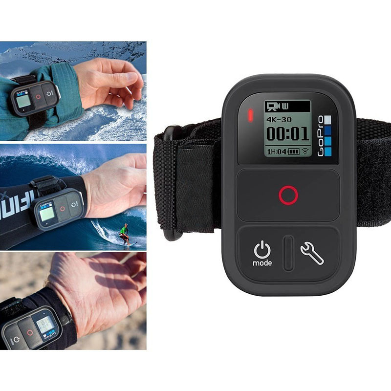 Remote control wrist band for gopro hero 4s