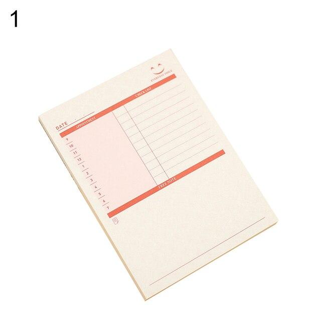 Office To Do List Small Book Of Work Marker Memo Desktop Notebook