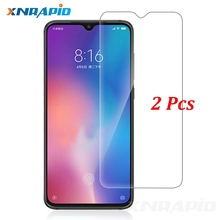 2PCS is suitable for Xiao Mi red 6A toughened glass 6 Pro 9 SE screen protector Glass 2.5D Global