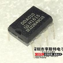 Send free 10PCS DDA010  DIP-8   New original hot selling electronic integrated circuits
