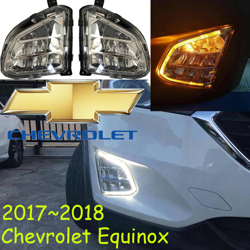 LED,2017~2018 Equinox Daytime Light,Equinox Fog Light