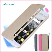 2017 Nillkin Screen Protector Film For LG K10 LTE K420N K430 K430ds F670 Case Hight Quality Smart Leather Phone Case  For LG K10