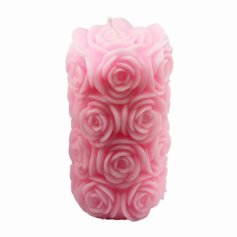 Molde de silicona Nicole para la vela de jabón hecha a mano que hace - Cocina, comedor y bar - foto 2