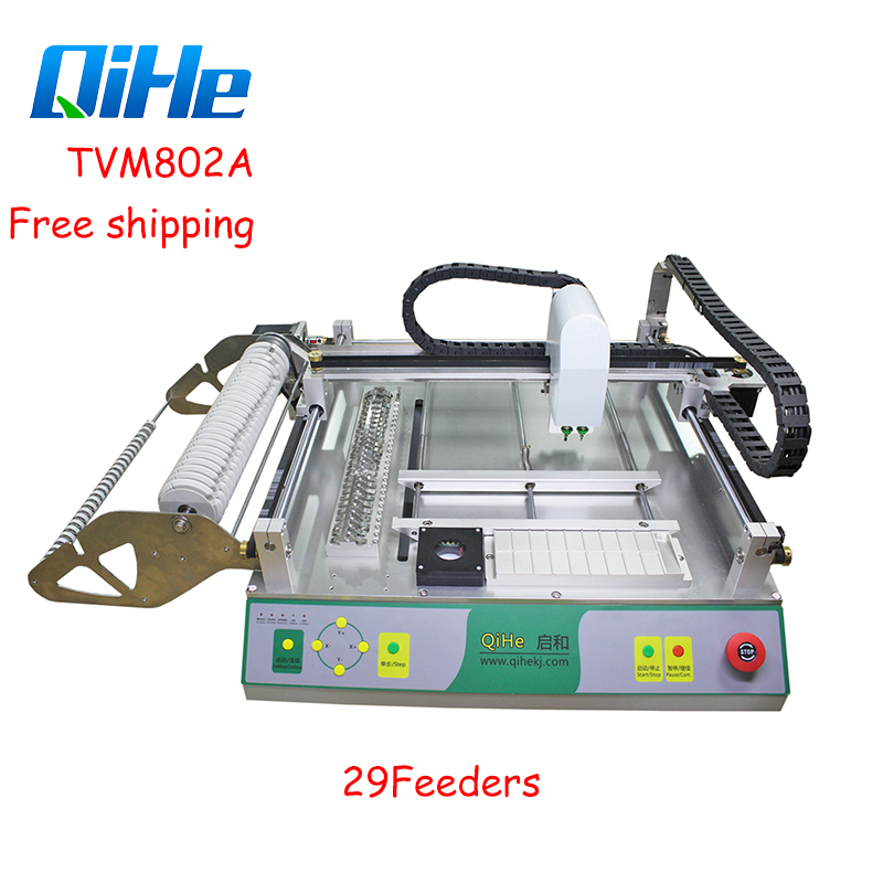 Desktop Automatic SMT Pick and Place Machine Chip Mounter-in Welding Nozzles from Tools