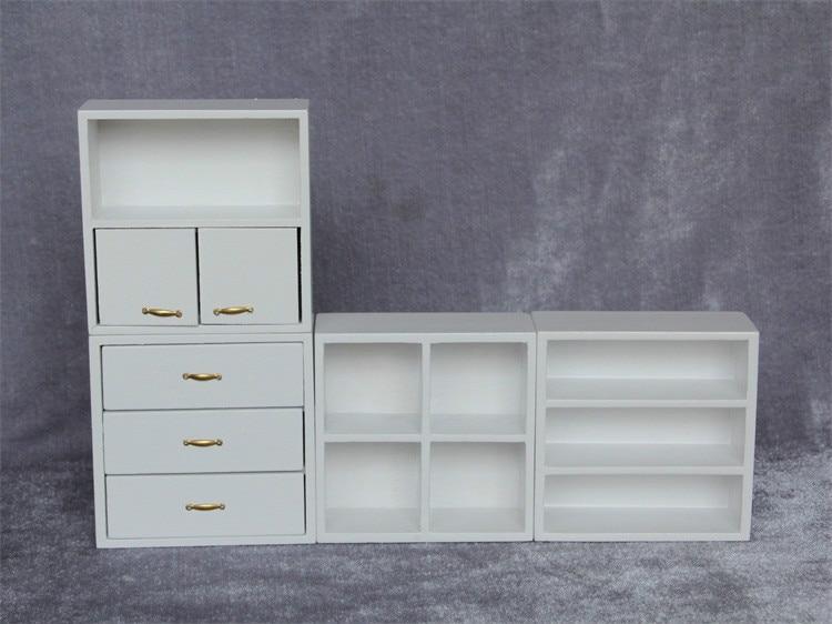 1:12 Cute MINI Dollhouse Miniature Cabinet