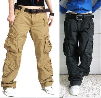 Maxi Cargo Hip Hop Baggy Pants 1