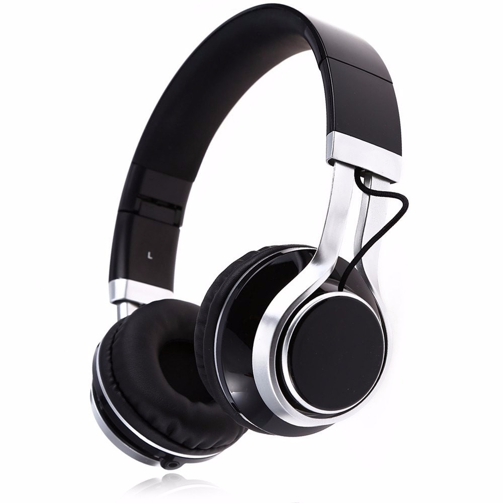 Original Adjustable Folding Headset Bass Stereo HIFI Headphones With MIC Surround Stereo Earphone For Xiaomi/iphone/Smartphones rock y10 stereo headphone earphone microphone stereo bass wired headset for music computer game with mic