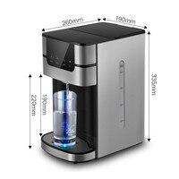 Термоэлектрический чайник термос горячей воды фильтр Анти защита от сухого