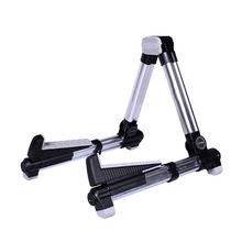 Guitar Stand Universal Folding A-Frame use for Acoustic Electric Guitars guitar floor stand holder free shipping