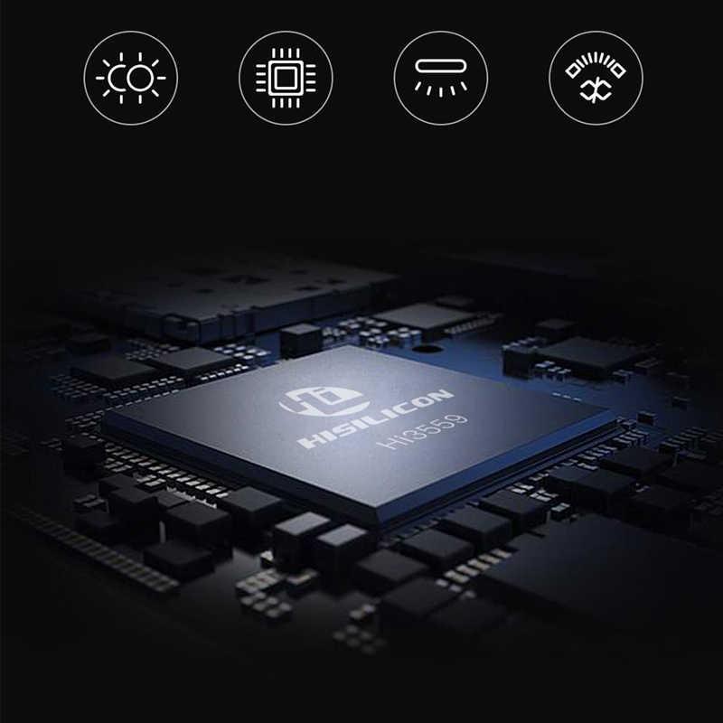 Xiaomi mijia 4K smart sport camera SEABIRD 2 01 million pixels 4K/30 frames  support SDIO3 0 high speed transmission smart HOT