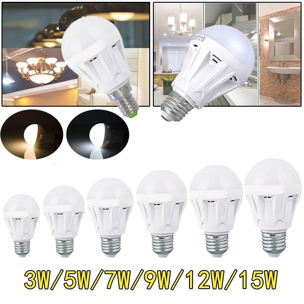 E14E27 энергосберегающие лампы 3W5W7W9W12W белый теплый белый спальня гостиная ПРИВЕЛО домашнего освещения лампы и фонари