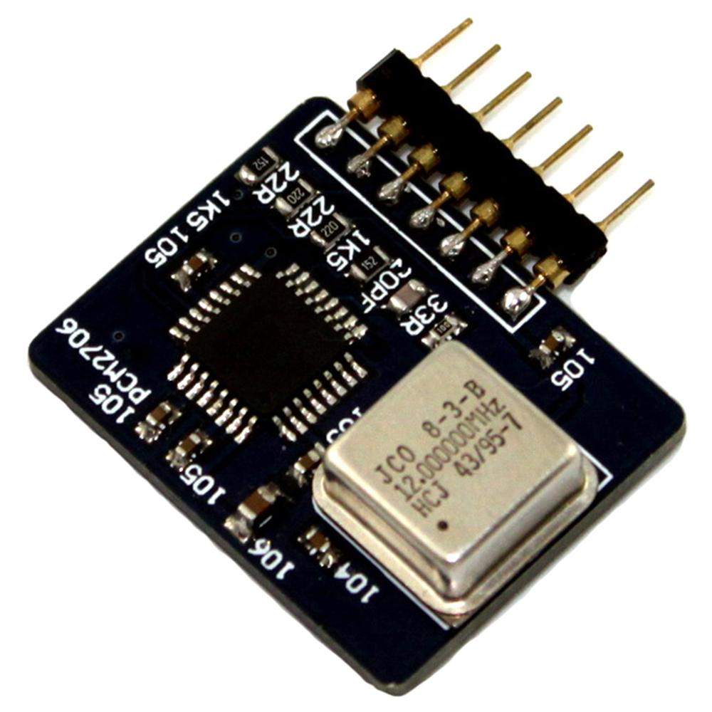 Image 2 - PCM2706 Daughter Card for AK4118+PCM1794 AK4118+PCM4490 AK4118+PCM4495 YJ0076-in Amplifier from Consumer Electronics