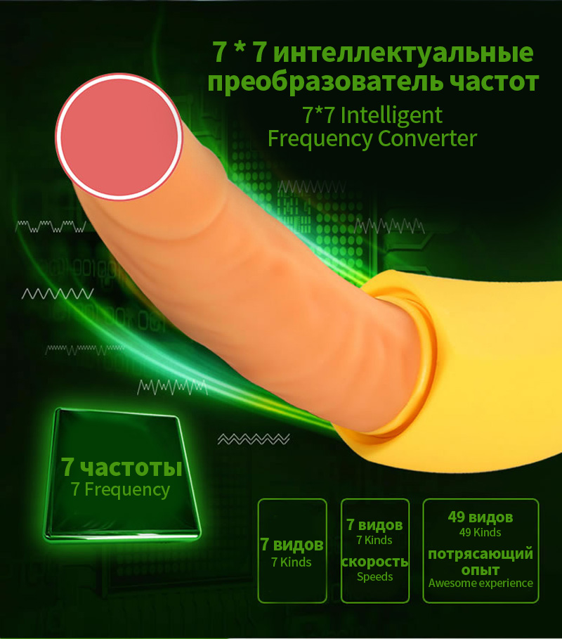 BODYPRO disguise Banana Dildo Vibrator For Women Realistic Huge Penis Dildo G Spot stimulator Female Masturbation Sex toys 11