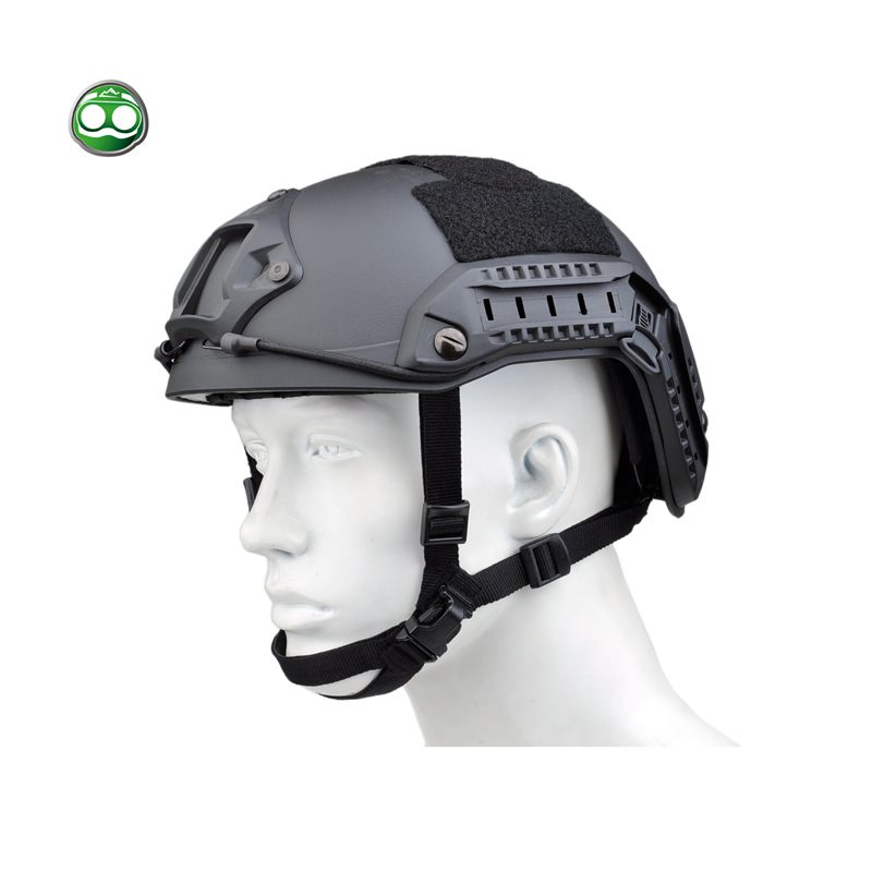 nHelmet FAST Maritime ABS Wargame Airsoft Standard TACTICAL HELMET NH01101 tactical wargame motorcycling helmet w eye protection glasses grey black size l7