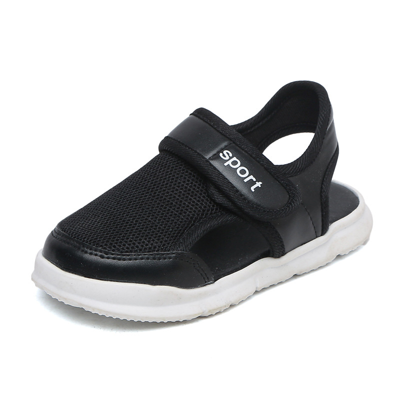 Children Shoes Mesh Air boys Sandals Single toddler boy sport gladiator shoes kids casual comfortable summer beach sandals
