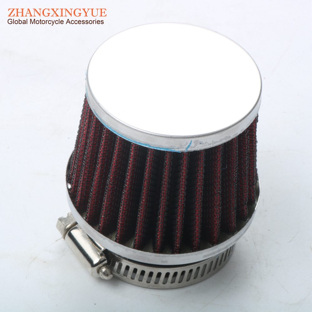 38mm 39mm 40mm Performance Air Filter for 139QMB GY6 50cc 70cc 100cc 110cc Scooter