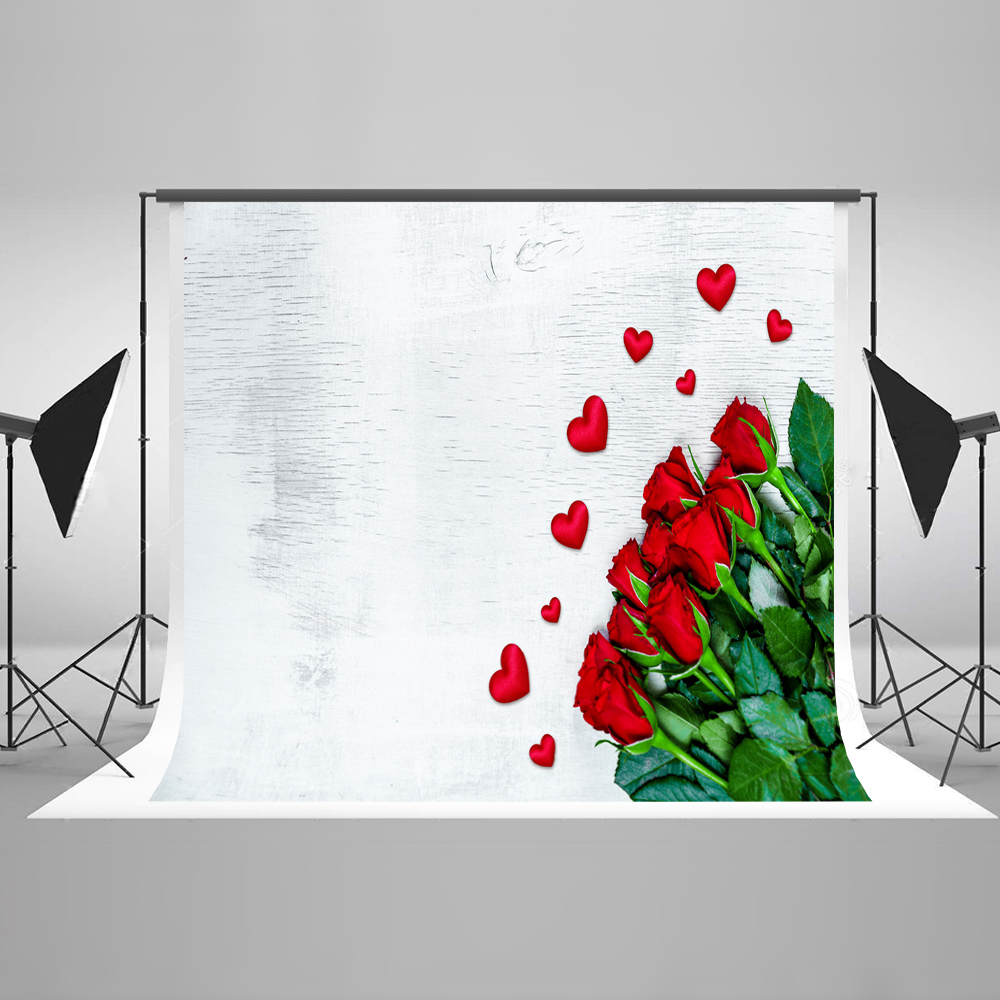 KATE 300x300cm Valentine 'S Day Backgrounds For Photo Studio Children Background Photography Withe Doors Microfiber Backdrop love photography backdrop scenery custom photo portrait studios background valentine s day backdrop f 2908
