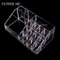 Permanent Makeup Supplies Storage And Display Acrylic Make Up Organizer Storage Box Microblading Accessories