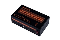 JOYO Electric Guitar Effect Pedal Power Supply 4 Low Noise All Independent Output Dc Power Supply