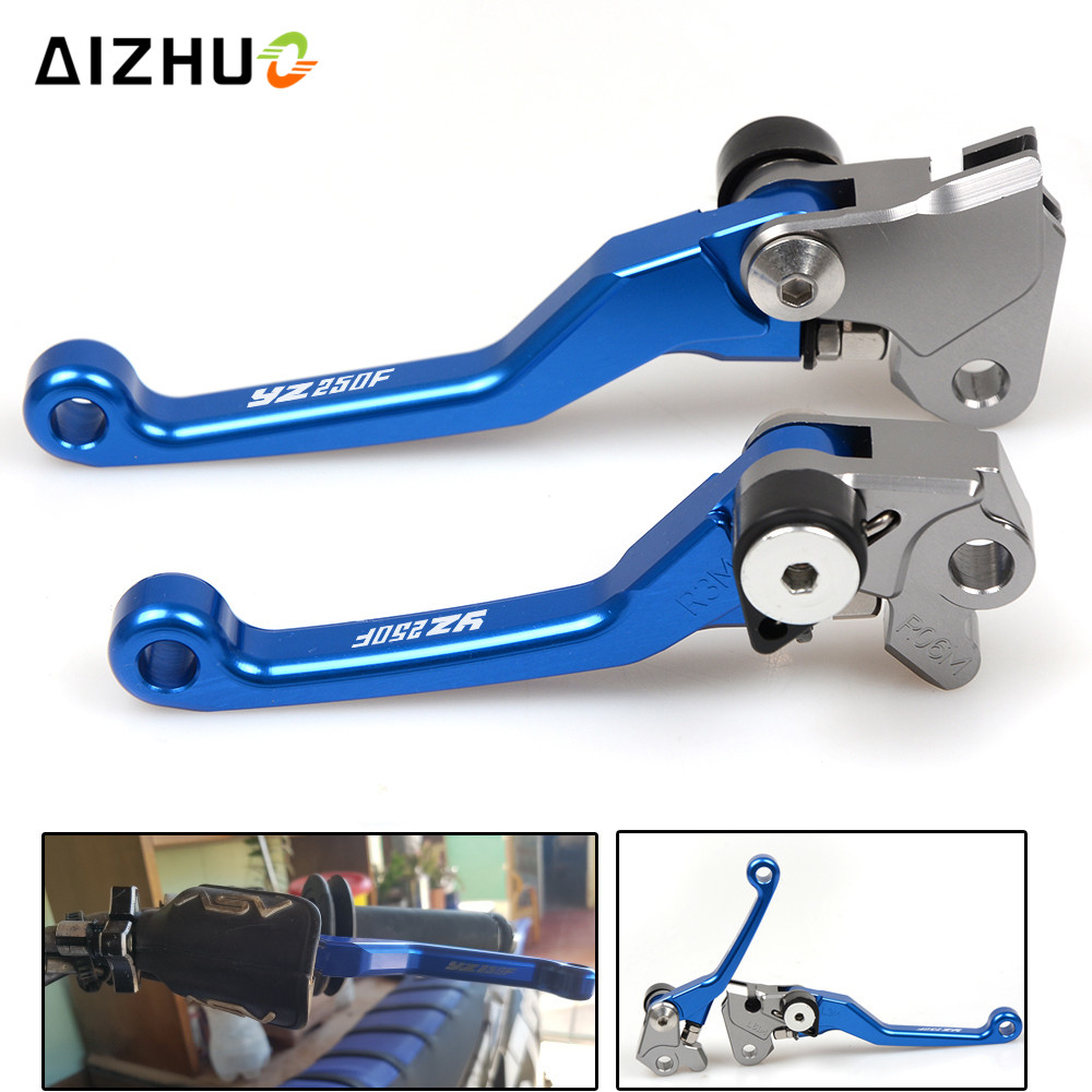 Yz426f Big Bore Kit Yz426f Yz426: Motocross Dirt Bike Pivot Brake Clutch Levers For YAMAHA