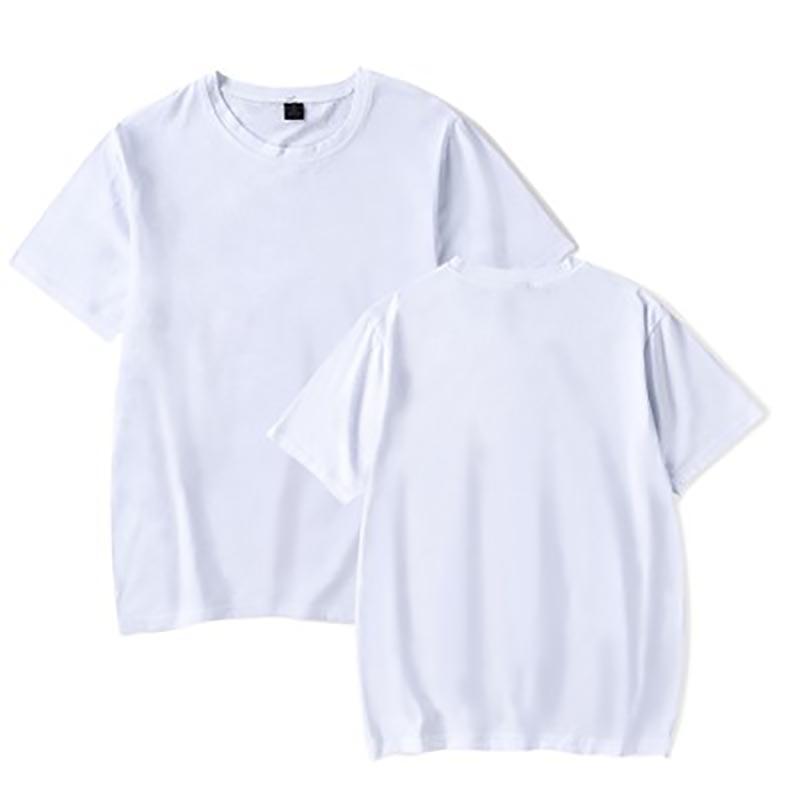 T-Shirt Mens Creative-Design Five-Colour Cotton Skate Tops Tee Boy Summer Simple New