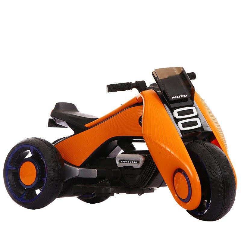Tour de moto électrique pour enfants sur voiture jouet pour enfants garçons filles moto électrique 3 roues voyage promenade en voiture