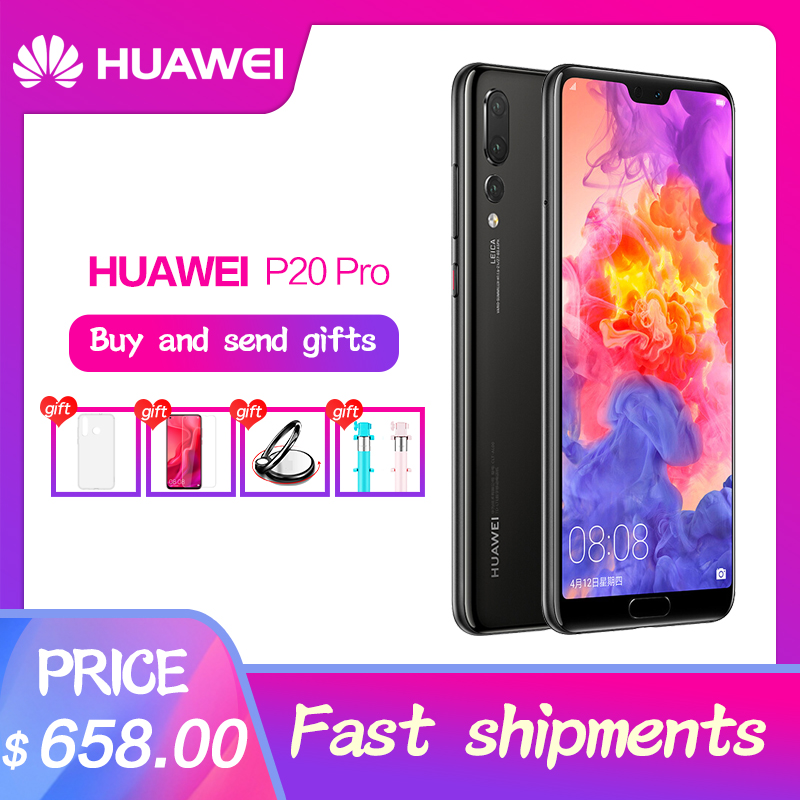 Worldwide delivery huawei p20 pro 6gb 256gb in NaBaRa Online