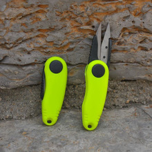 Shrimp Shaped Stainless Steel Fishing Pliers