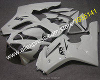 Hot Sales,For Triumph body fairings Daytona 675 2006 2007 2008 Cowlings Daytona675 06 07 08 Pearl White kit (Injection molding)