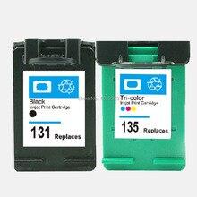 2 tintenpatrone kompatibel für hp 131 135 photosmart c4110 C4140 C4150 C4170 C4173 C4175 C4180 C4183 C4188 C4190 C4193 drucker
