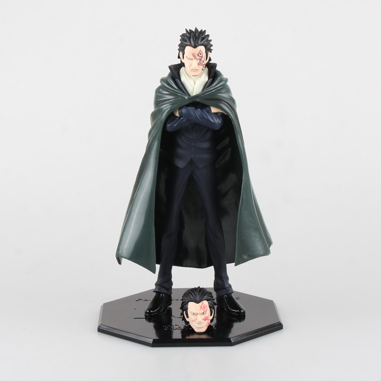 Anime One Piece action figure 23CM POP Monkey D Dragon PVC Action Figure Collectible Model Brinquedos Toy doll juguetes hot sale game figure 10cm darius the hand of noxus pvc action figure kids model toys collectible games cartoon juguetes brinquedos hot