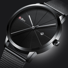 Ultra Thin Fashion Men Watch Top Luxury Brand Business Quartz Watches Waterproof Sports Watch Men Clock Relogio Masculino 2019 цена и фото