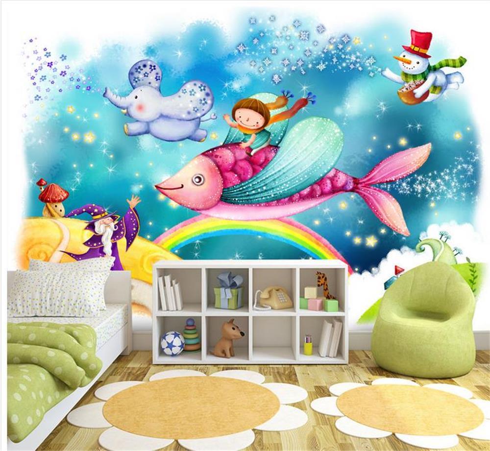 Space Bedroom Wallpaper Popular Kids Space Wallpaper Buy Cheap Kids Space Wallpaper Lots