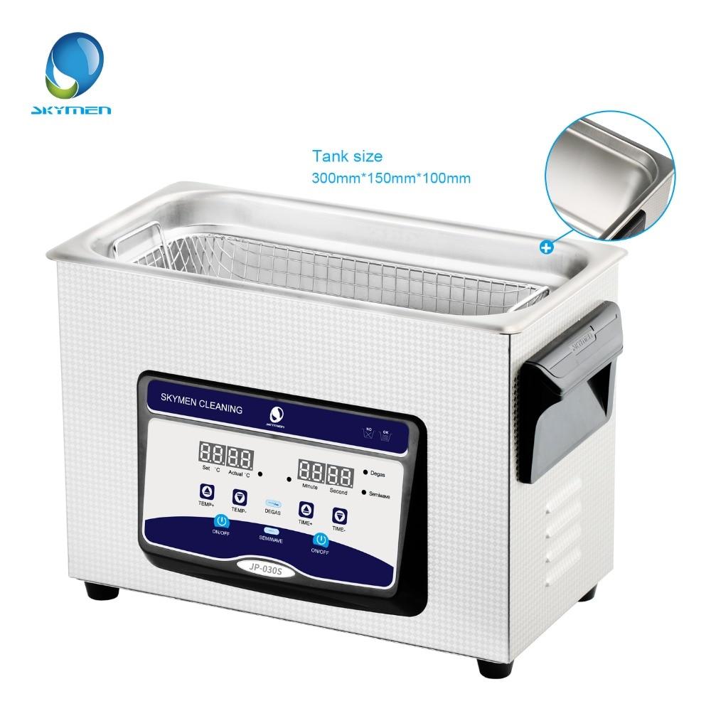 SKYMEN NEW Ultrasonic Cleaner Car Vacuum Cleaner 0.8L/2L/3.2L/4.5L/ 6.5L /10L/15L/22L/30L Ultrasonic Bath Washing Auto parts