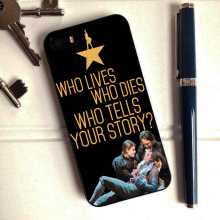Hamilton the Musical Dies fashion phone Case cover for iphone 4 4S 5 5S 5C SE 6 6 plus 6s 6s plus 7 7 plus #FC123