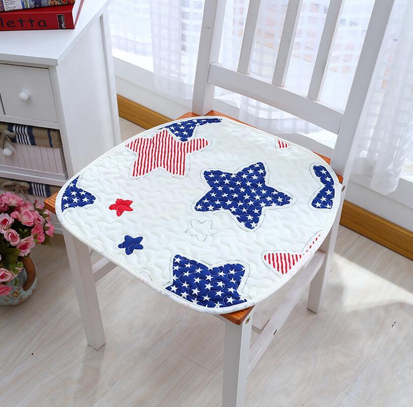 Superb 1pcs New Hot Sale Cotton Seat Pads Chair Cushion Mat 45*45cm For Patio Home