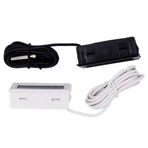Image 4 - 50pcs/ lot Mini Digital LCD Thermometer Temperature Sensor Fridge Freezer Thermometer  10%