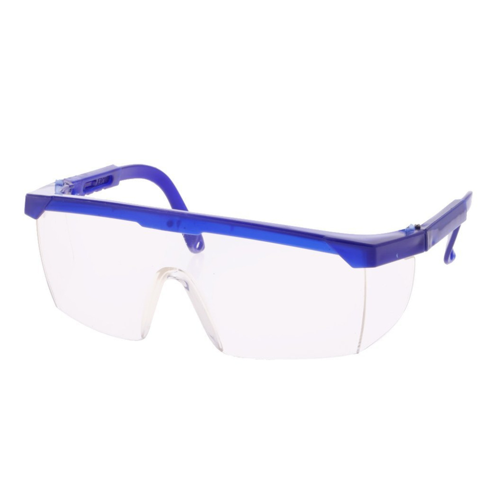 Practical Durable Safety Glasses Clear Lens Eye Protection Safety Goggles CS Game Toy Water Bullet Gun Wear Spectacles