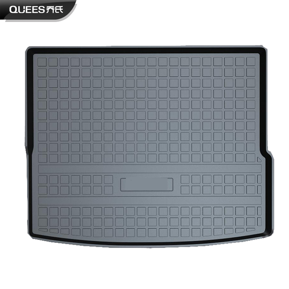 Image 5 - QUEES Custom Fit Cargo Liner Boot Tray Trunk Floor Mat for BMW X1 E84 F48 2009 2010 2011 2012 2013 2014 2015 2016 2017 2018 2019