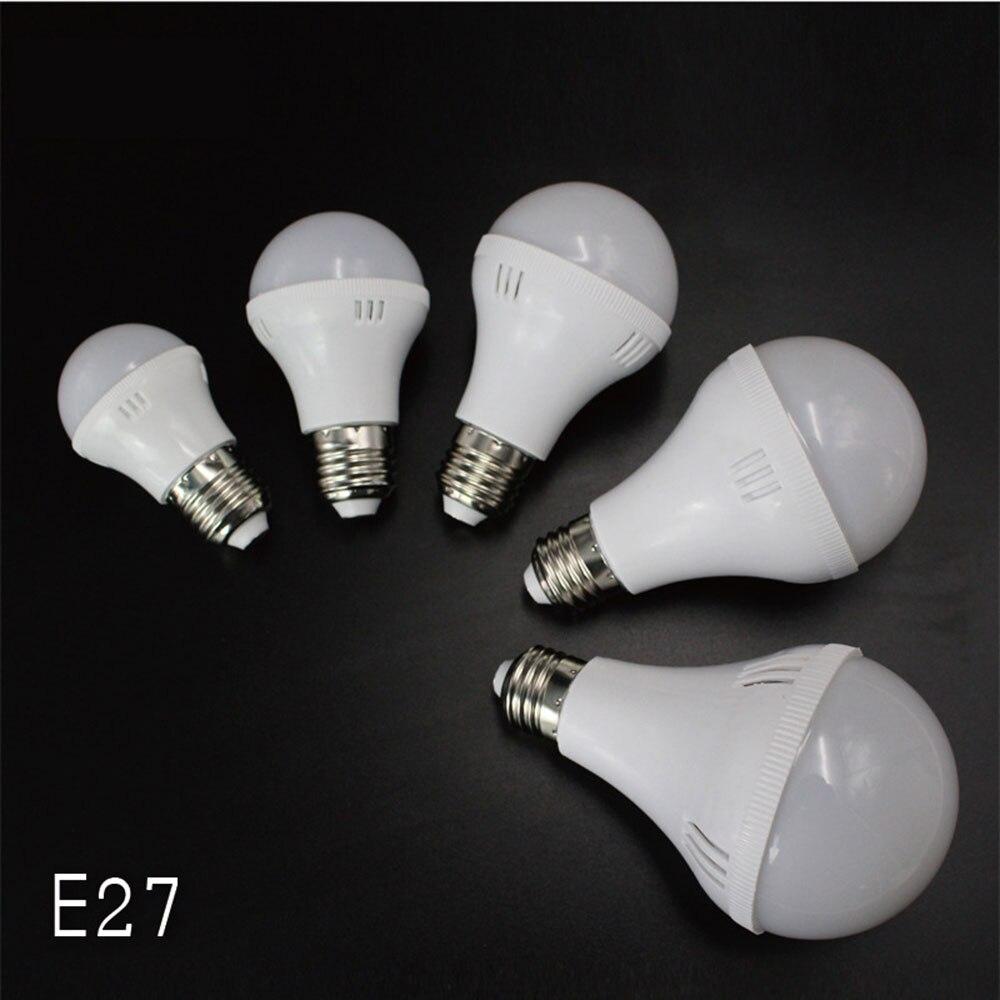 Mabor E27 LED Bulb Light Bulb Luminous AC 220V 5W Home Room Lighting Fixture Indoor Outdoor Light Bulb