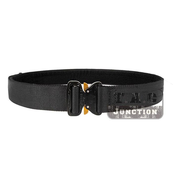 Emerson Tactical 1.75 inch Heavy Duty Cobra Rigger's Belt w/ AustriAlpin Quick Release Buckle EDC Gun Pistol Waist Support Belt convenient quick release nylon plastic waist pistol holder for m92 black