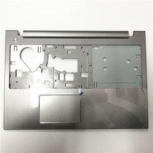Neue Für Lenovo Z500 P500 TOP ABDECKUNG Palmrest Ober Fall touchpad + Bottom Basis Abdeckung Fall AP0SY000420 AM0SY000300 AM0SY000320