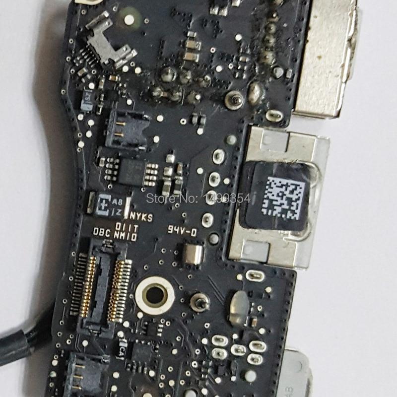 Mc503 Mc504 for macbook air 13 A1369 IO USBPower DC Jack Audio Board 2010 Year 01