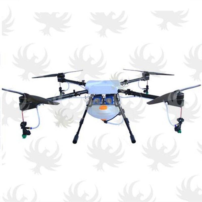 DIY JMR X1380 полный набор 10L сельскохозяйственных спрей Quadcopter БПЛА распыления пестицидов Quadcopter раза