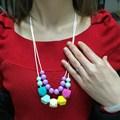 Es SÓLO una Sala de Exposición de Nuestros Nuevos Productos de Perlas Sueltas Perlas/Bebé Teeether/Collar De Silicona/Chupete Clips/Pulsera NO COMPRE ESTE ENLACE