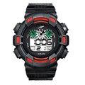 Mens Women Sport Watches LED Digital Date Alarm Waterproof Rubber Swimming Sports Army Watch Wristwatch Reloj Hombre(
