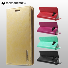 Mercury Goospery для Samsung Galaxy A5 2016 случаев покрыть телефон сумка PU кожа чехла для Samsung A5 A510 (2016) Чехол Коке