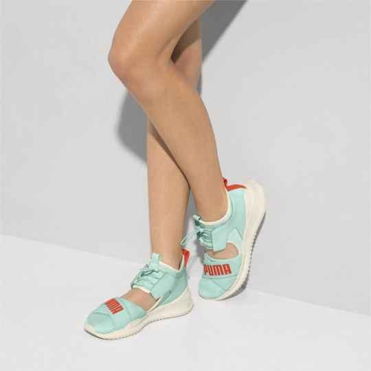 the best attitude 753cd ebf0e New Arrival PUMA Women's FENTY Avid Sneakers Bow Creeper Sandals Women's  Shoes Size 35.5-40