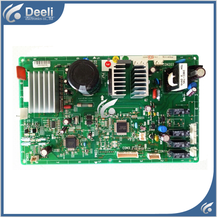 95% new used for refrigerator Computer board NR-C28WU1 EP-HK29324301A good working control board computer board wd n90105 6870er9001 used
